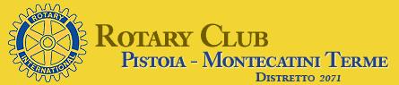 Rotary Club Pistoia – Montecatini Terme
