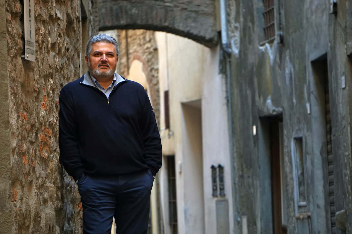 Il programma di Marzo 2018: incontro con il poliziotto-scrittore Antonio Fusco