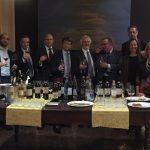 Una serata dedicata alle eccellenze dei vini italiani