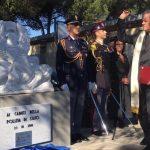 Inaugurato il monumento dedicato ai Caduti della Polizia
