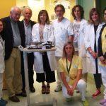 Donato all'Ospedale di Pistoia un moderno apparecchio videolaringoscopio