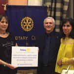 Riconoscimento del Club ai volontari del canile