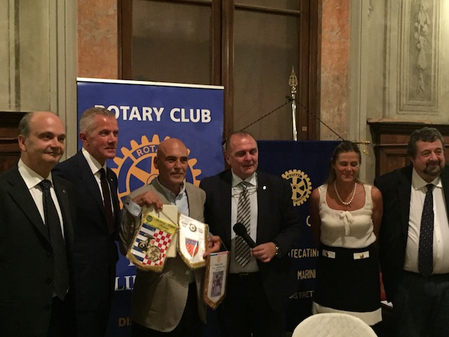 D'Annunzio e l'impresa di Fiume: Interclub con lo scrittore Giordano Bruno Guerri al