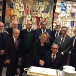 Il Club ha spento la sua 69a candelina: festoso Interclub con ingresso di quattro nuovi Soci