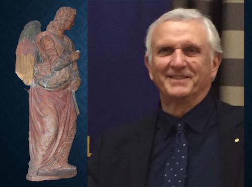 Statua di San Gennaro e battaglia di Anghiari: una conferenza di Michelotti sui misteri di Leonardo