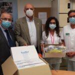 Emergenza pandemia: altre attrezzature donate agli ospedali di Pescia e di Pistoia