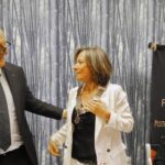 Scambio del collare in presenza tra Luciano Buongiorno e Stefania Nerozzi. Gli appuntamenti di luglio e di settembre